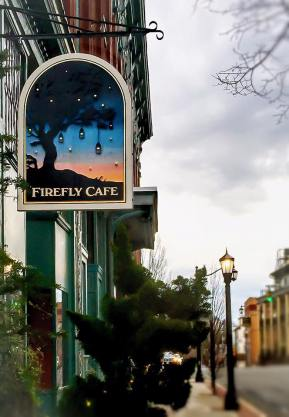The Firefly Cafe recently opened on Reading Avenue in Boyertown. The restaurant offers vegan, vegetarian and gluten-free options.
