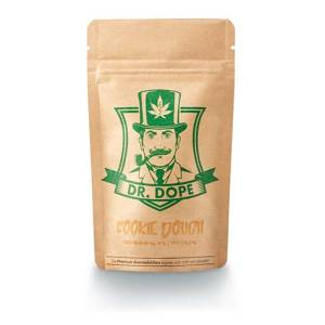 Dr. Dope CBD Blüte Cookie Dough Verpackung