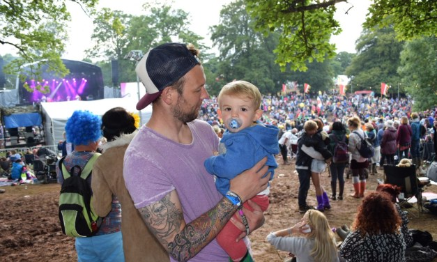 A Guide to Taking Kids to Music Festivals. Part 2: Sleeping and Eating
