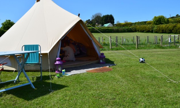 Why UK Family Camping No Longer Means Slumming It in a Field