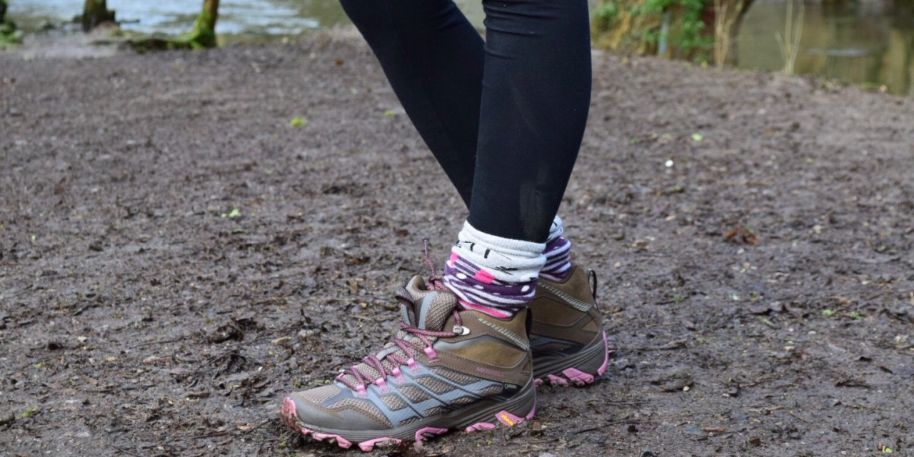 Women's Merrell Moab FST Mid Gore-Tex Boots Review