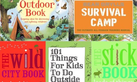 Outdoor books for kids This World Book Day