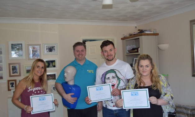 Daisy First Aid Parent and Carer Classes