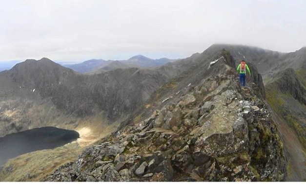Crib Goch – the ultimate route up Snowdon