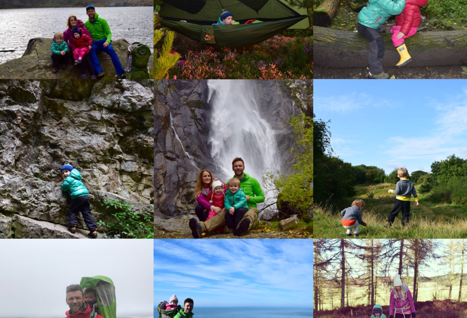 Walk 1000 Miles With Two Toddlers? We Did It!