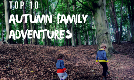 Top 10 Autumn Family Adventures