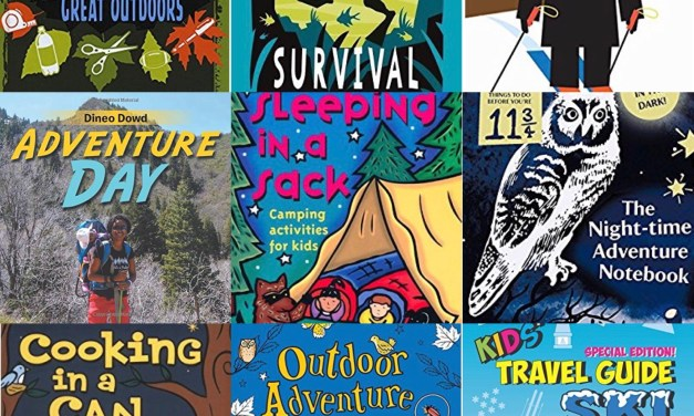 Buying Books for Children Who Love Outdoor Adventures