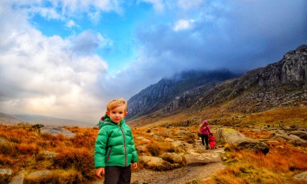 Cwm Idwal Family-Friendly Hike