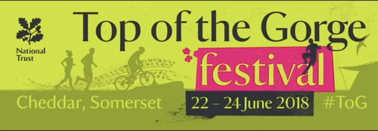 Top of the Gorge Festival – We've Been Added to the Line-up!