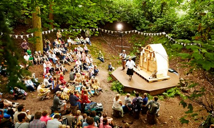 Timber Festival 2018 – A Brand New Festival For Families