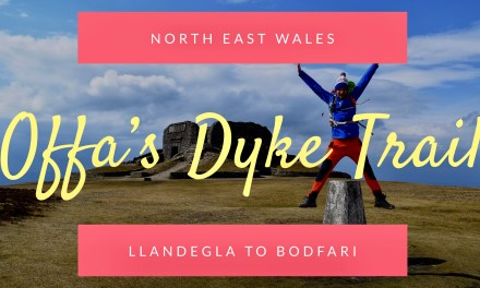 North East Wales Walks – The Offa's Dyke Path: Llandegla – Bodfari