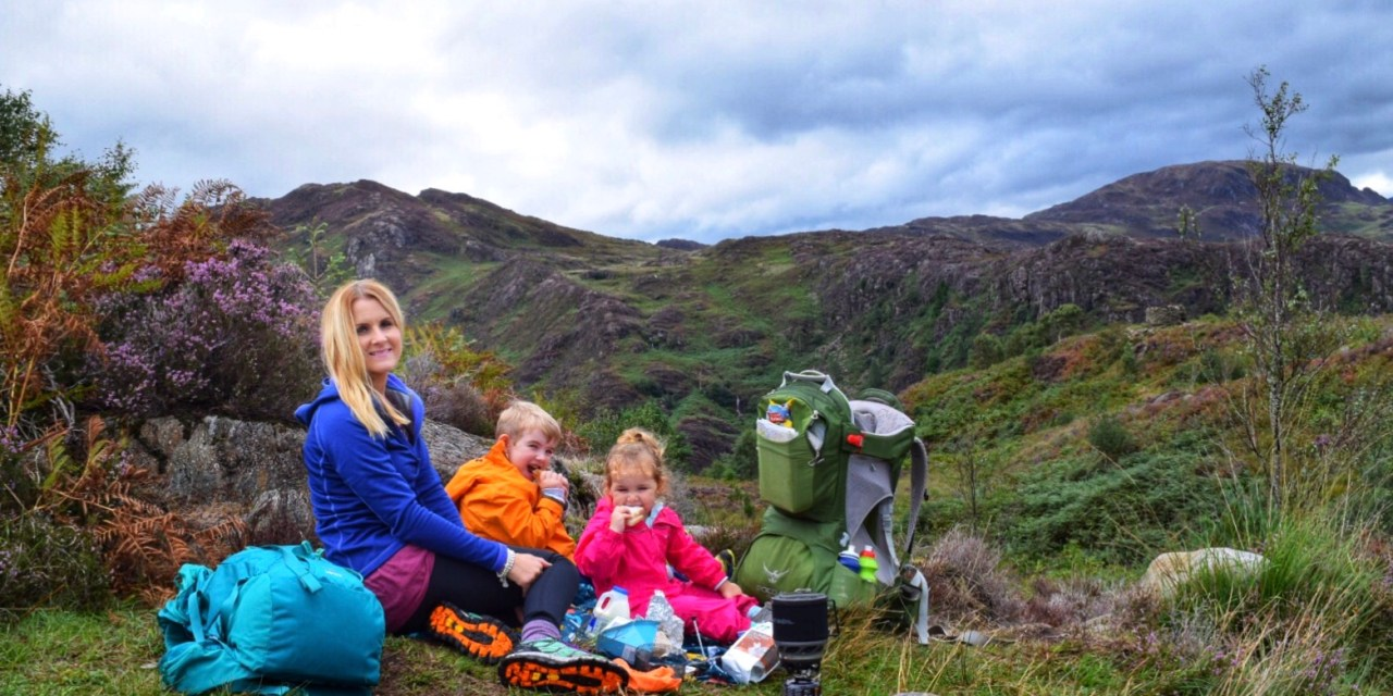 Top 5 Things We've Learned about Hiking with Toddlers