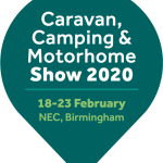 I'll be Speaking at the Caravan, Camping and Motorhome Show!