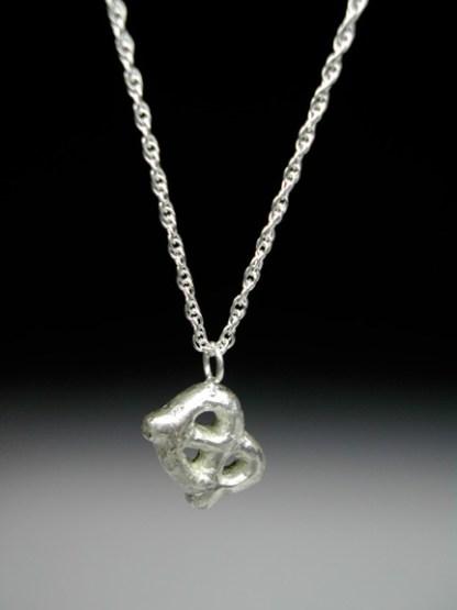 Mini Pretzel Necklace