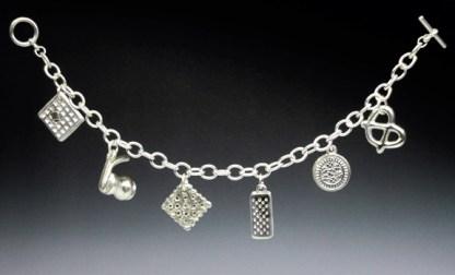Arm Candy Charm Bracelet