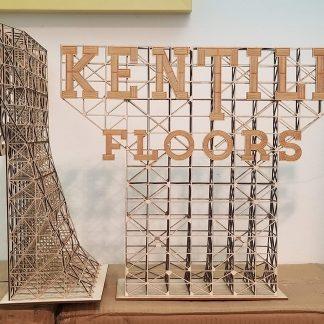 Brooklyn Kentile Floor Sign