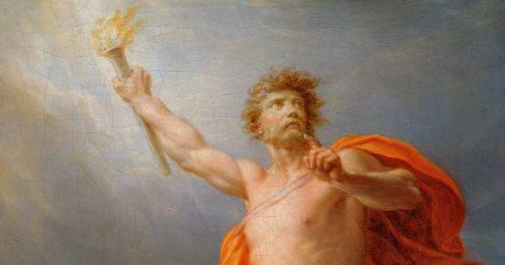 Prometeu e o Fogo do Olimpo, o mito do signo de Aquário!
