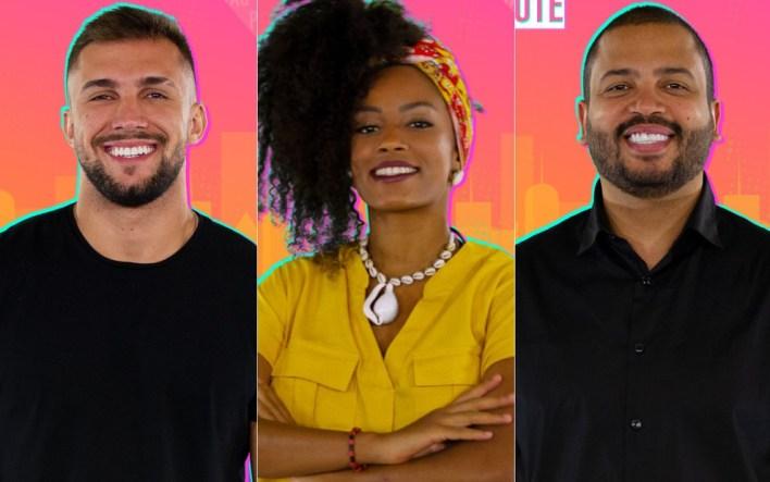 Quinto Paredão do Big Brother Brasil 21