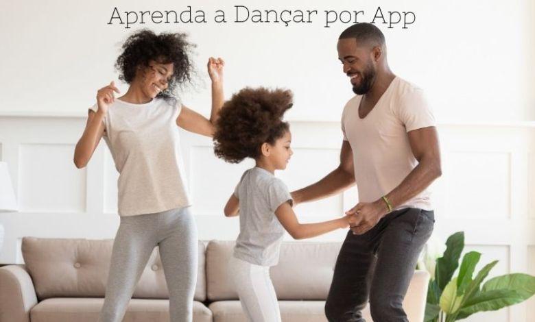 Aprenda a Dançar pelo App - Família dançando