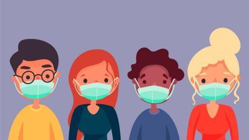 Uso de máscara continua obrigatório