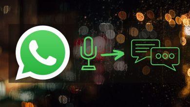 Transcrever áudio do whatsapp em texto