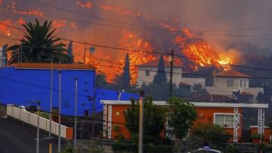 Foto: Vulcão das Canárias