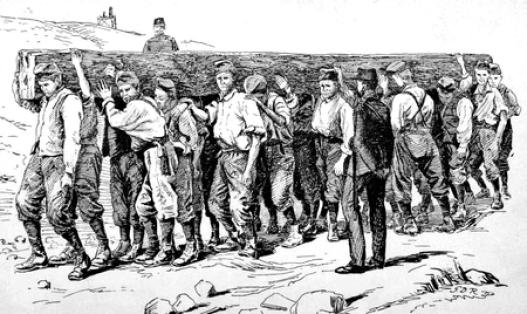 Prisioneiros Montaram a Primeira Equipe Policial da Austrália