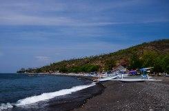 La plage d'Amed