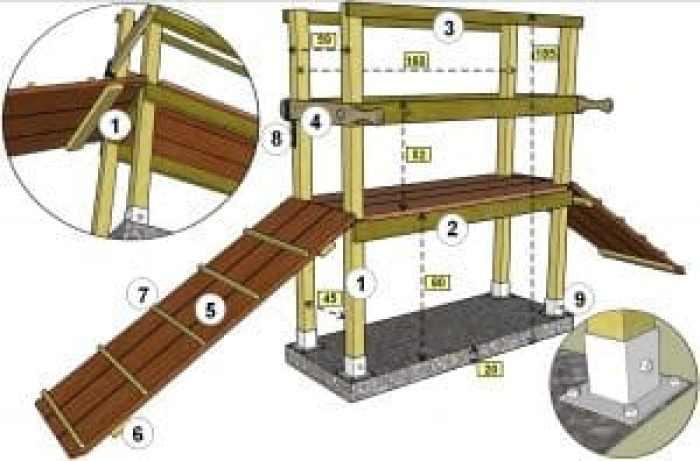 plan-dun-quai-de-traite-pour-chevres-et-brebis-avec-dimensions