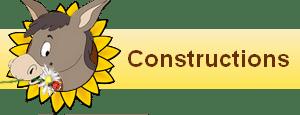 bannière widgets logo âne constructions