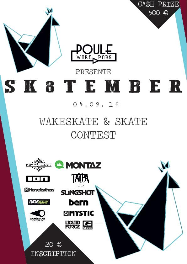 Sk8tember Contest 2016