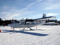 A Summit Air Twin Otter - the workhorse of wilderness and bush flying around the world