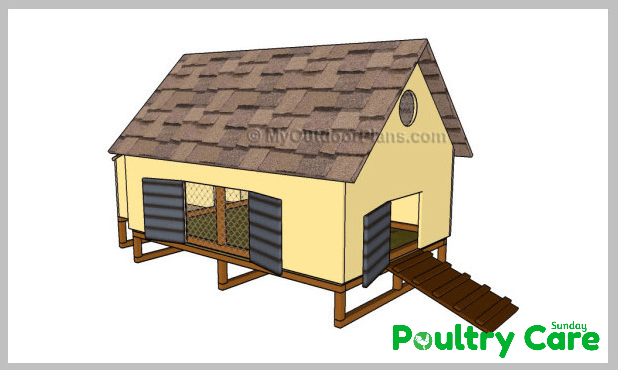 69 DIY Chicken Coop Plans and Ideas That Are Easy to Build (100% Free)