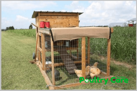 The Kerr Center Chicken Tractor 1.0