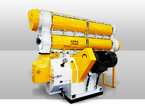 Poultry Feed Pelleting Machine