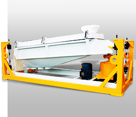 Poultry Feed Screening Machine