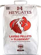 Flubenvet Layers Pellets