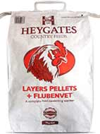 Flubenvet Layers Pellets