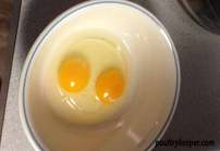 Double Yolk Egg