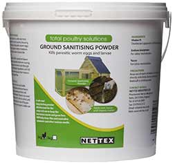 Ground Sanitising Powder