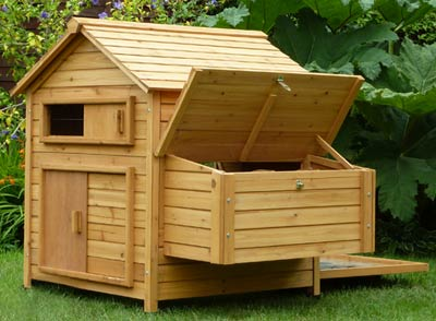 Cheap Chicken Coop Devon