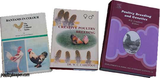 Creative Poultry Breeding and other Books