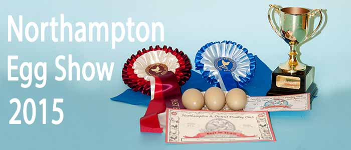 Northampton Egg Show 2015