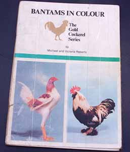 Bantams in Colour Book