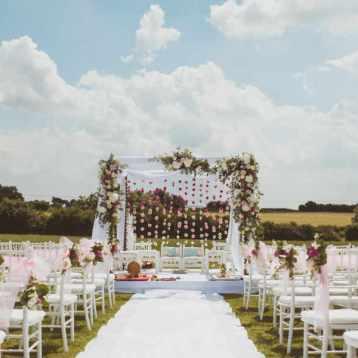Asian weddings at Poundon House