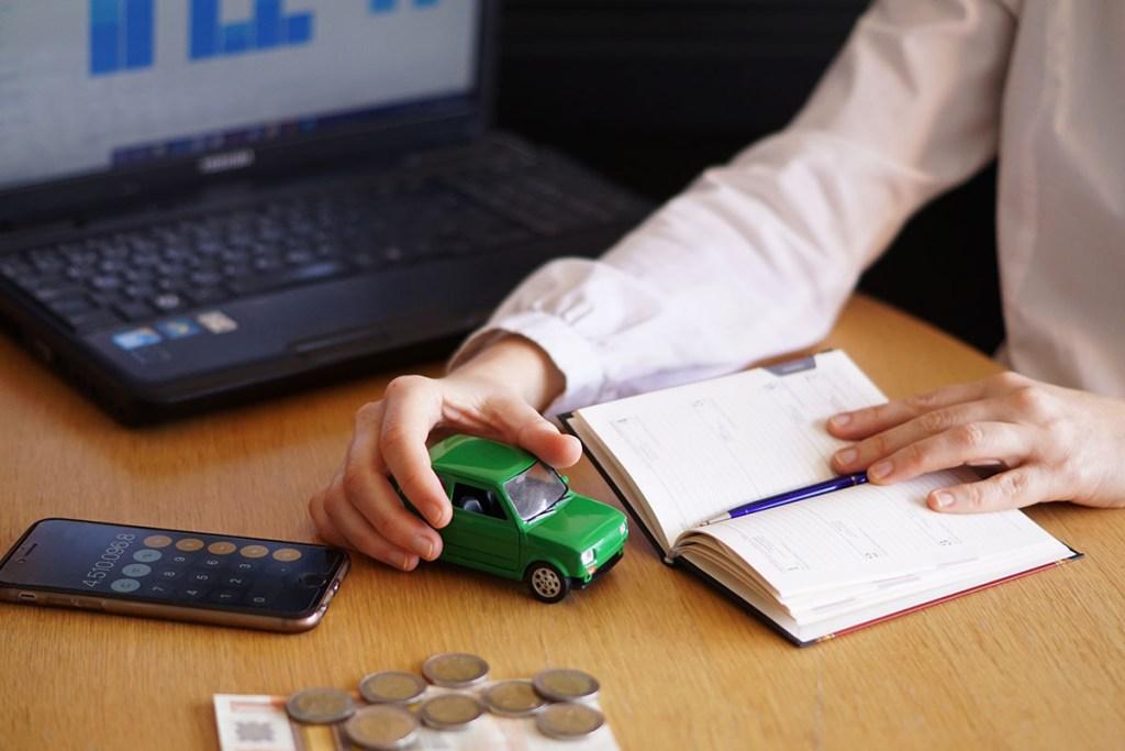 financiamento de veículo