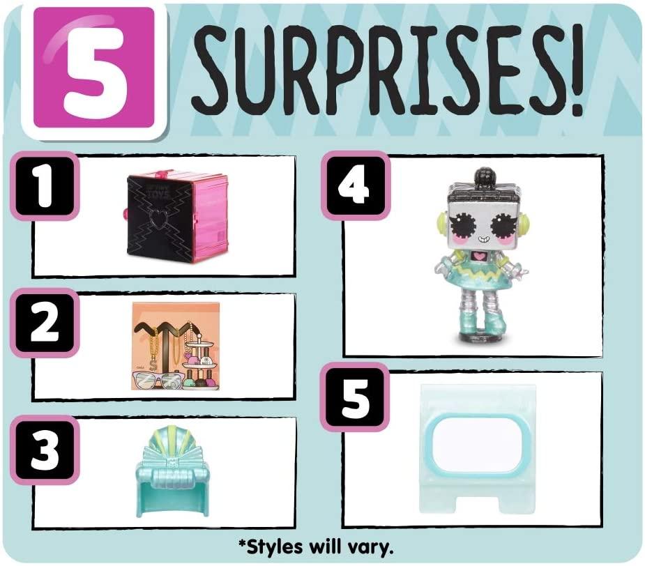 LOL Surprise Tiny Toys 5 surprises