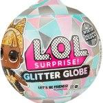 Poupee lol boule glitter globe
