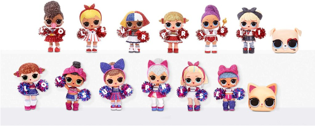 Poupee lol all star bbs collection