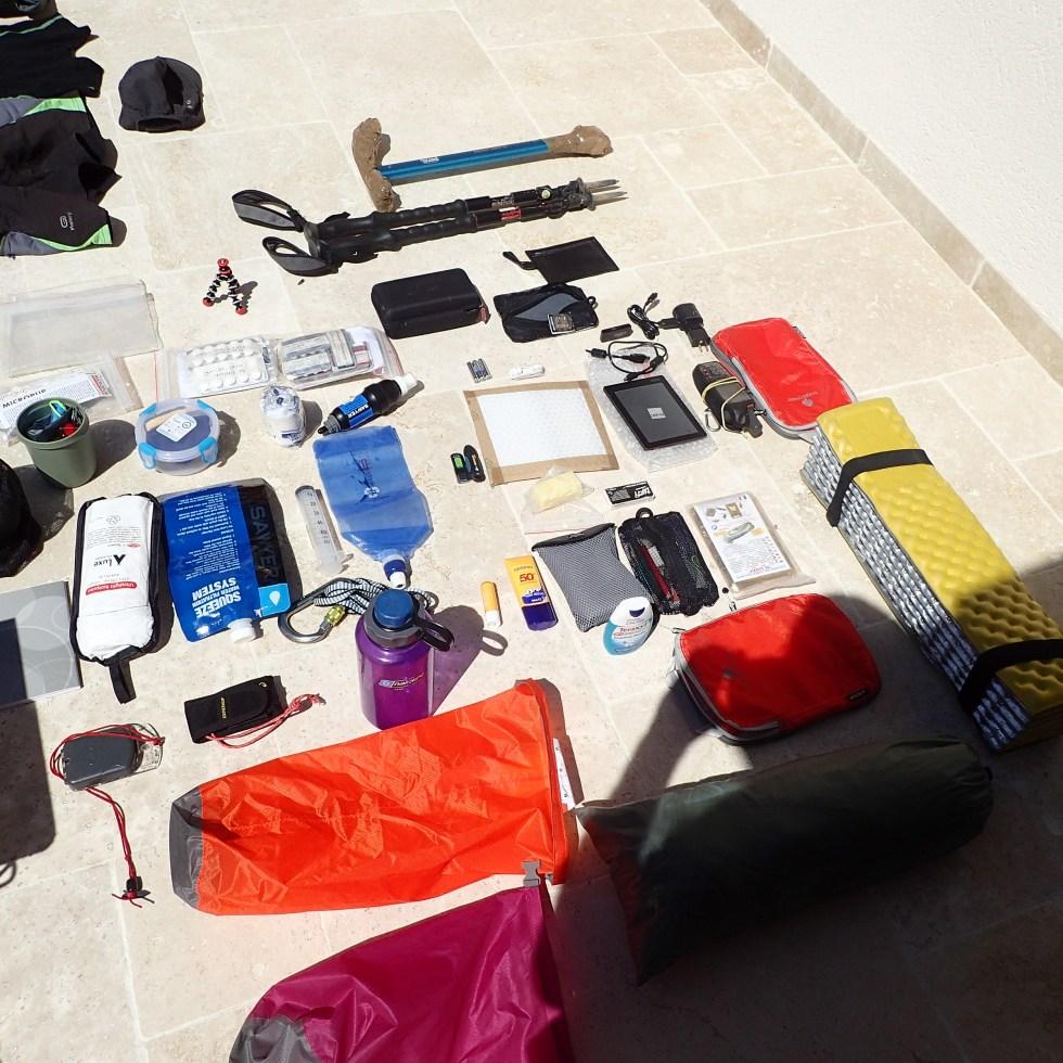 Equipement Backpack